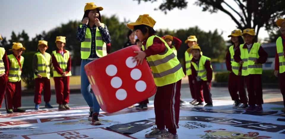 Total China Road Safety Training